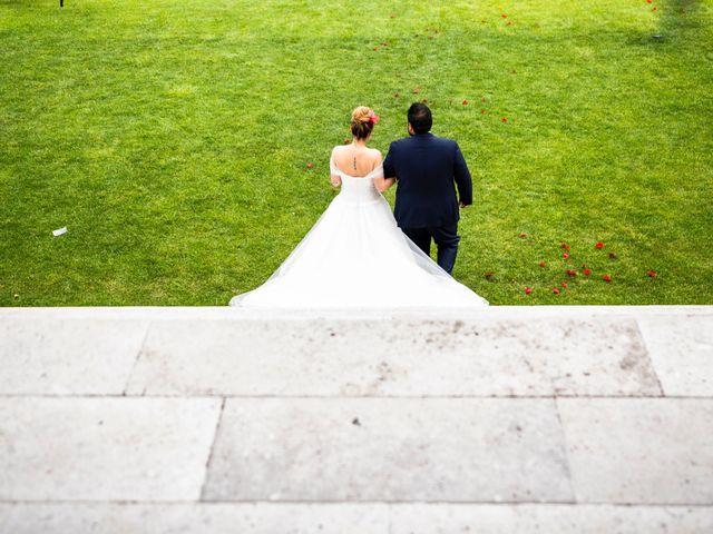 La boda de Oscar y Marian en Valladolid, Valladolid 42