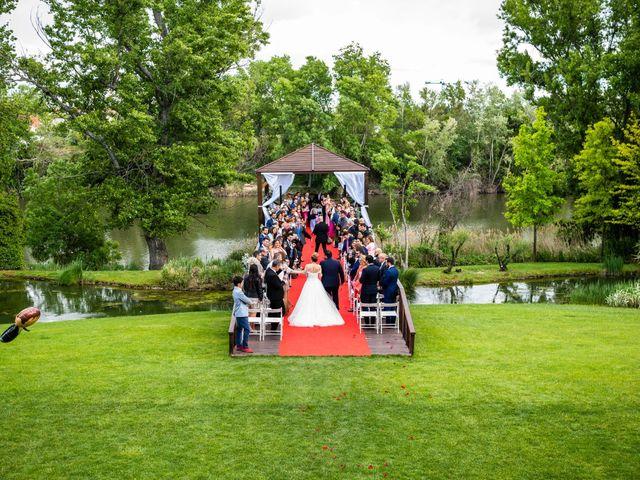 La boda de Oscar y Marian en Valladolid, Valladolid 43