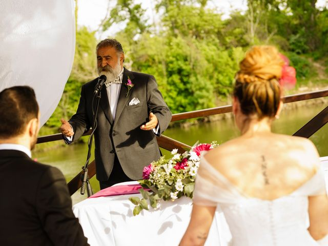 La boda de Oscar y Marian en Valladolid, Valladolid 45