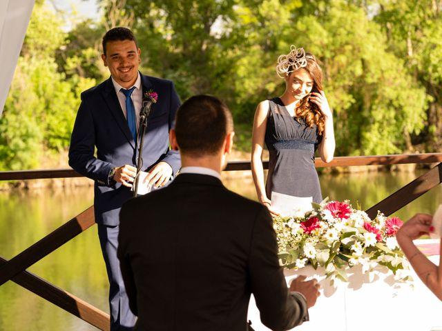La boda de Oscar y Marian en Valladolid, Valladolid 47