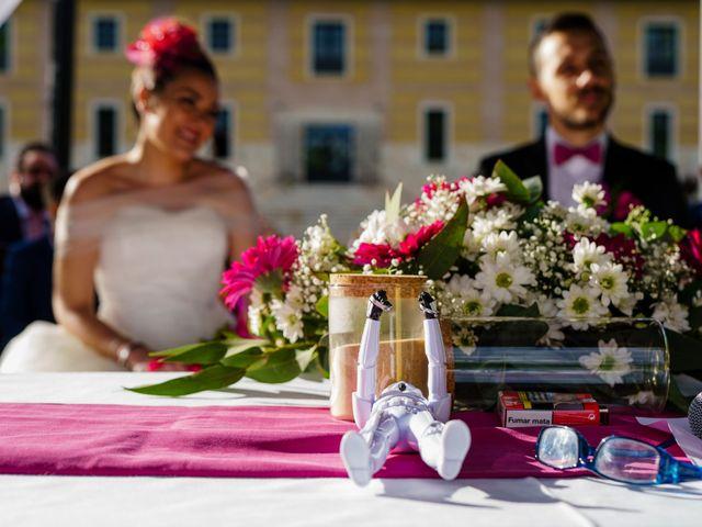 La boda de Oscar y Marian en Valladolid, Valladolid 49