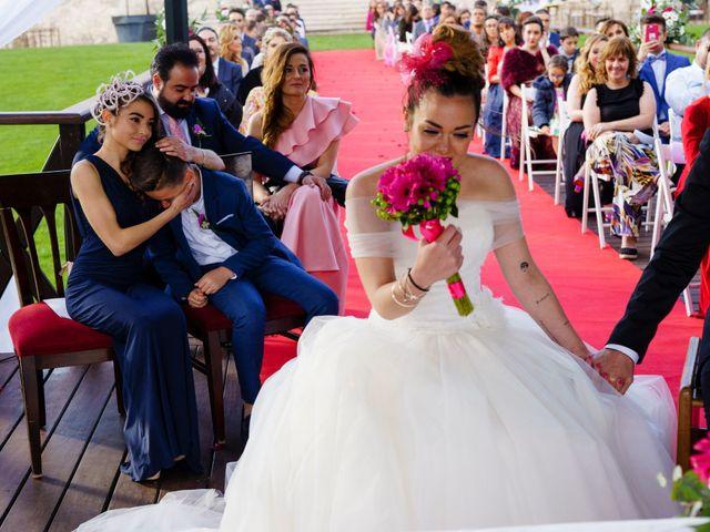 La boda de Oscar y Marian en Valladolid, Valladolid 51