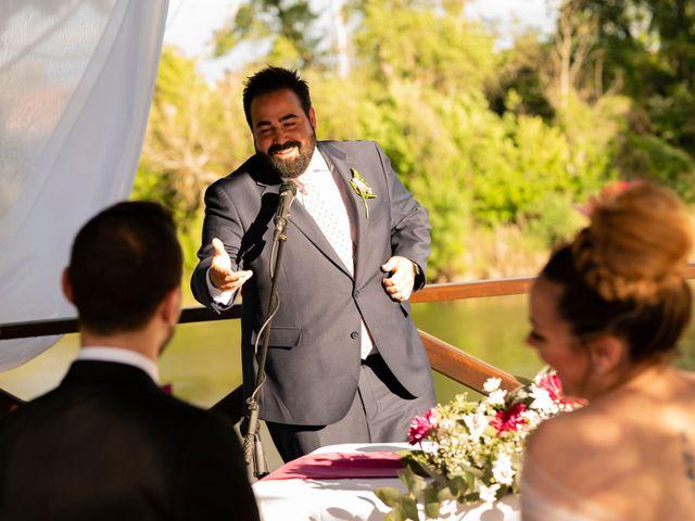 La boda de Oscar y Marian en Valladolid, Valladolid 53