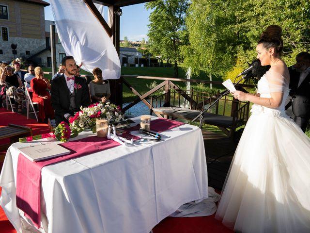La boda de Oscar y Marian en Valladolid, Valladolid 54