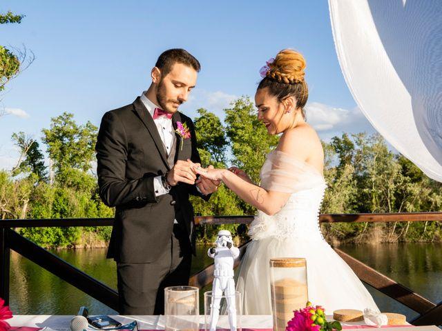 La boda de Oscar y Marian en Valladolid, Valladolid 61
