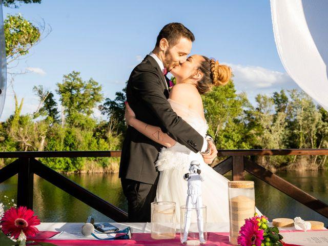 La boda de Oscar y Marian en Valladolid, Valladolid 62