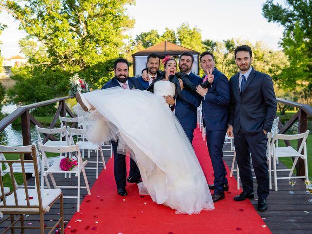 La boda de Oscar y Marian en Valladolid, Valladolid 68
