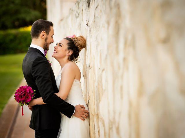 La boda de Oscar y Marian en Valladolid, Valladolid 1