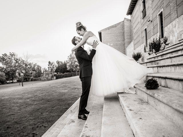 La boda de Marian y Oscar