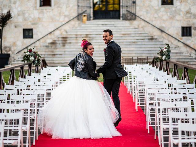 La boda de Oscar y Marian en Valladolid, Valladolid 73