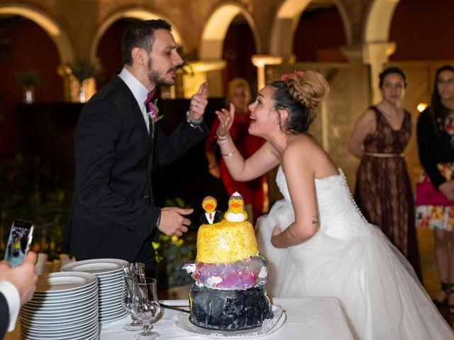 La boda de Oscar y Marian en Valladolid, Valladolid 86