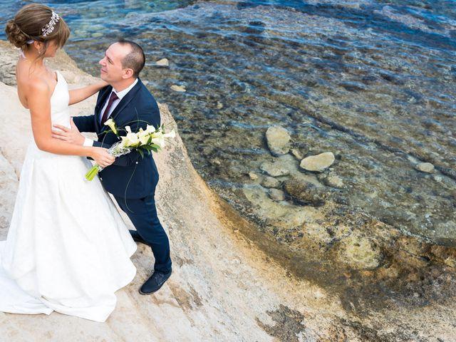 La boda de Arianna y Francisco en Sant Vicent Del Raspeig/san Vicente Del, Alicante 1