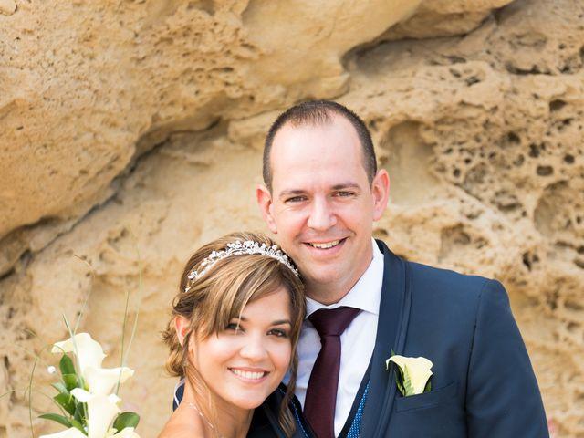 La boda de Arianna y Francisco en Sant Vicent Del Raspeig/san Vicente Del, Alicante 4