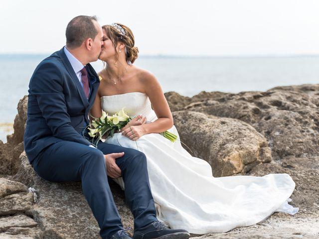La boda de Arianna y Francisco en Sant Vicent Del Raspeig/san Vicente Del, Alicante 2