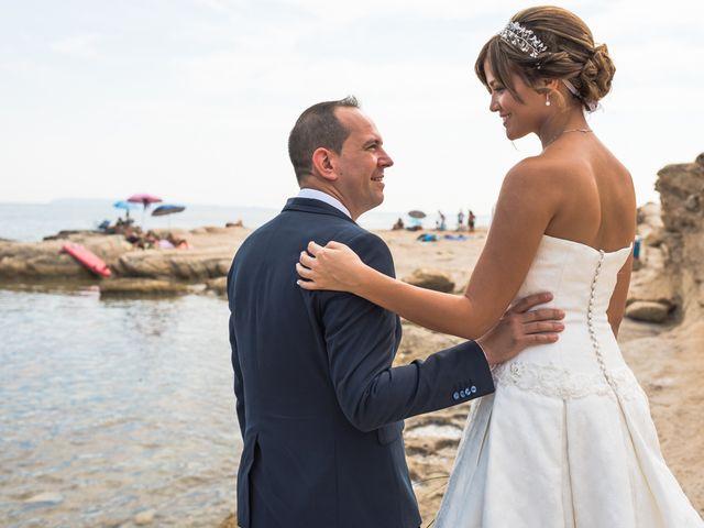 La boda de Arianna y Francisco en Sant Vicent Del Raspeig/san Vicente Del, Alicante 6