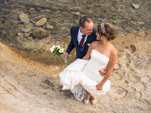La boda de Arianna y Francisco en Sant Vicent Del Raspeig/san Vicente Del, Alicante 7