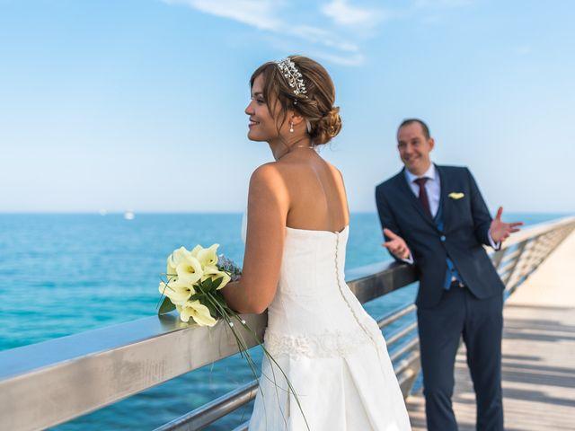 La boda de Arianna y Francisco en Sant Vicent Del Raspeig/san Vicente Del, Alicante 8