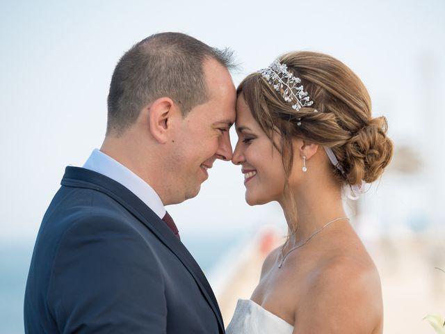 La boda de Arianna y Francisco en Sant Vicent Del Raspeig/san Vicente Del, Alicante 11