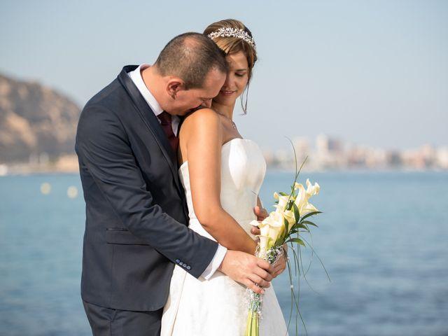 La boda de Arianna y Francisco en Sant Vicent Del Raspeig/san Vicente Del, Alicante 13