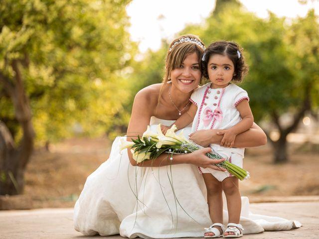 La boda de Arianna y Francisco en Sant Vicent Del Raspeig/san Vicente Del, Alicante 15