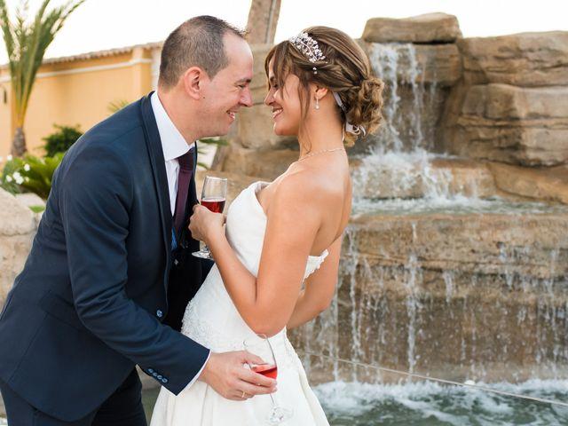 La boda de Arianna y Francisco en Sant Vicent Del Raspeig/san Vicente Del, Alicante 17