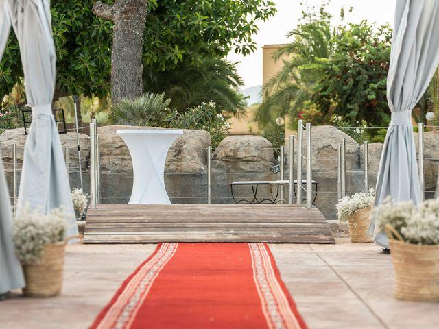 La boda de Arianna y Francisco en Sant Vicent Del Raspeig/san Vicente Del, Alicante 20