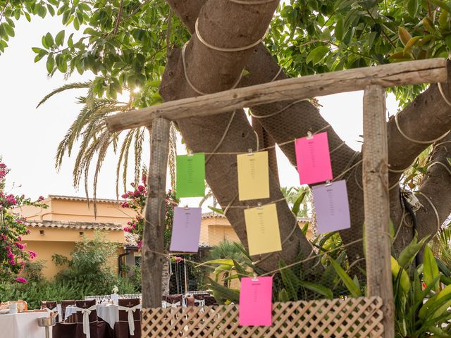 La boda de Arianna y Francisco en Sant Vicent Del Raspeig/san Vicente Del, Alicante 21