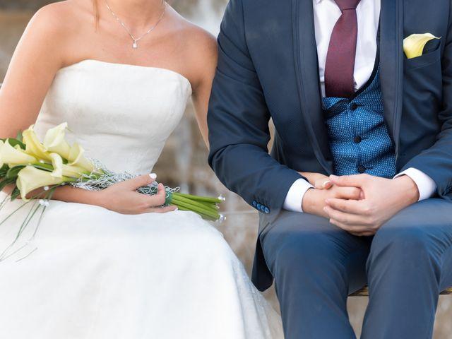 La boda de Arianna y Francisco en Sant Vicent Del Raspeig/san Vicente Del, Alicante 22