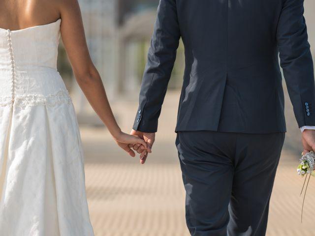La boda de Arianna y Francisco en Sant Vicent Del Raspeig/san Vicente Del, Alicante 23