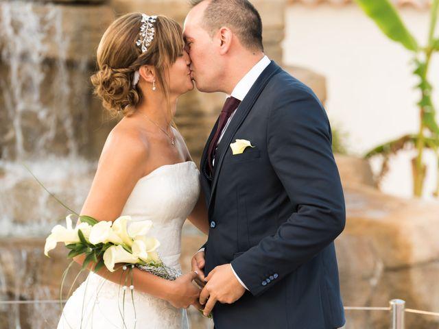 La boda de Arianna y Francisco en Sant Vicent Del Raspeig/san Vicente Del, Alicante 26