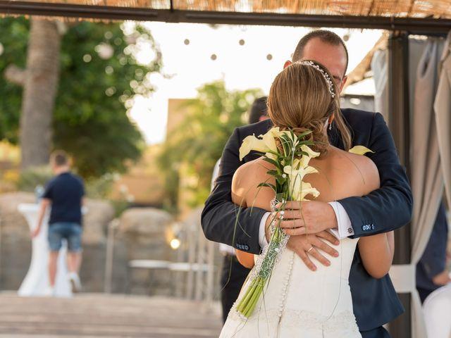 La boda de Arianna y Francisco en Sant Vicent Del Raspeig/san Vicente Del, Alicante 27