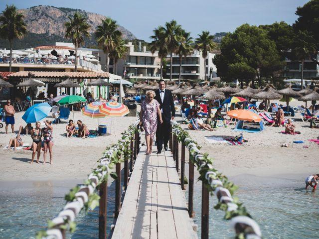 La boda de Orlando y Marga en Es Camp De Mar/el Camp De Mar, Islas Baleares 74