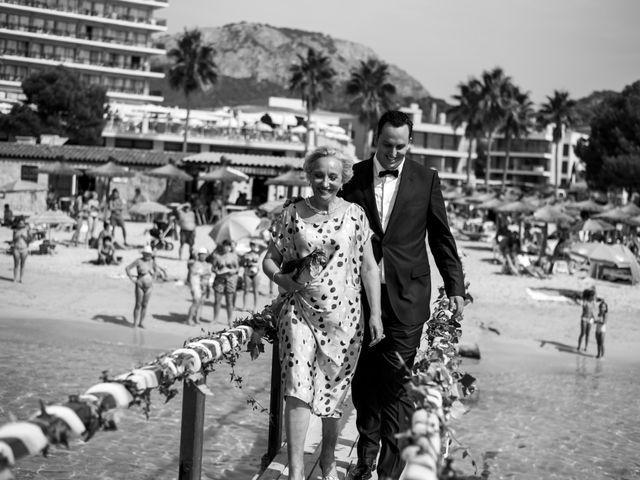 La boda de Orlando y Marga en Es Camp De Mar/el Camp De Mar, Islas Baleares 76