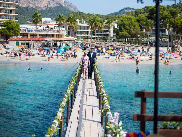 La boda de Orlando y Marga en Es Camp De Mar/el Camp De Mar, Islas Baleares 77