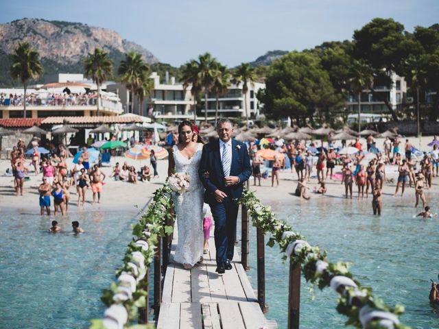 La boda de Orlando y Marga en Es Camp De Mar/el Camp De Mar, Islas Baleares 83