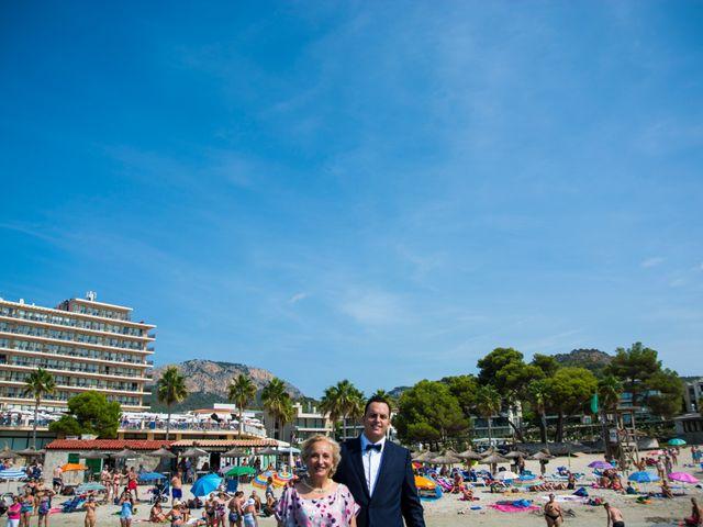 La boda de Orlando y Marga en Es Camp De Mar/el Camp De Mar, Islas Baleares 178