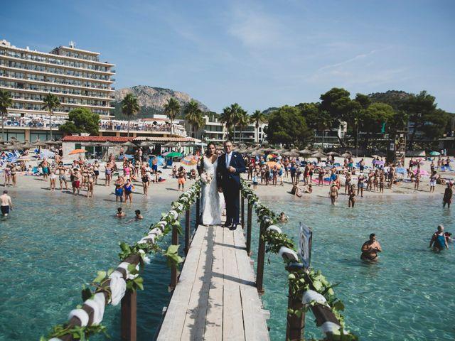 La boda de Orlando y Marga en Es Camp De Mar/el Camp De Mar, Islas Baleares 179