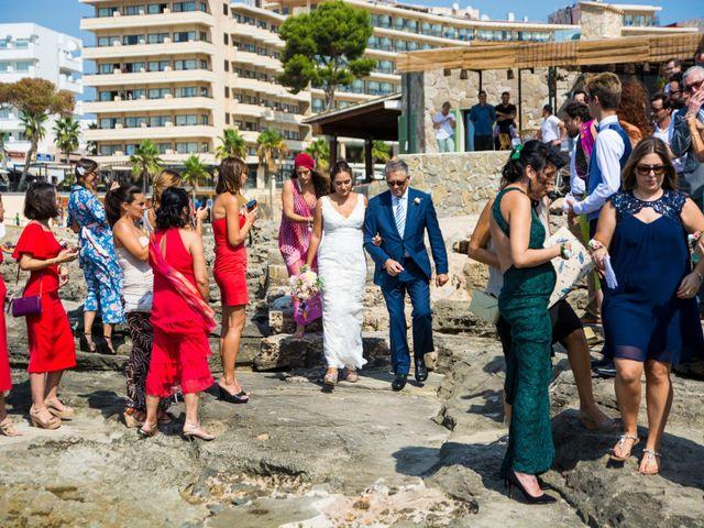 La boda de Orlando y Marga en Es Camp De Mar/el Camp De Mar, Islas Baleares 182