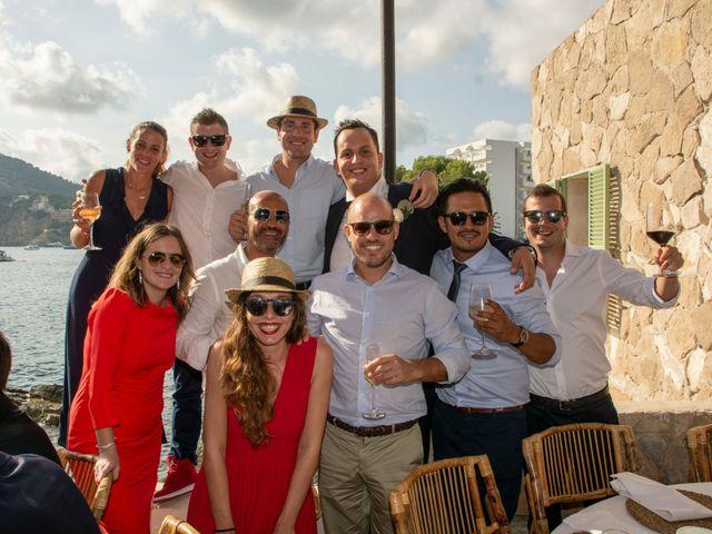 La boda de Orlando y Marga en Es Camp De Mar/el Camp De Mar, Islas Baleares 207