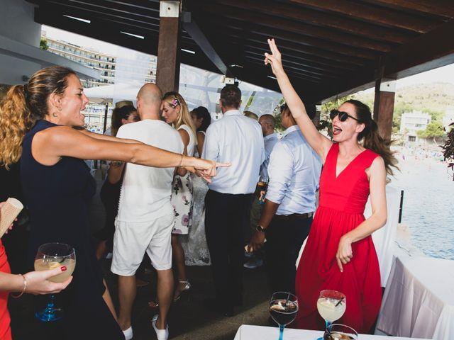 La boda de Orlando y Marga en Es Camp De Mar/el Camp De Mar, Islas Baleares 213
