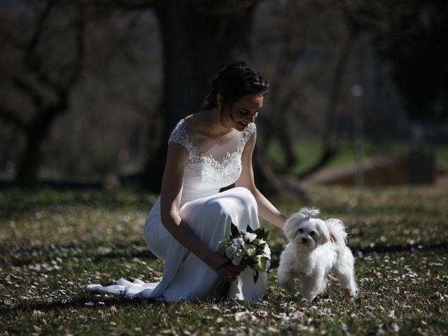 La boda de Cristian y Anna en Viladrau, Girona 1