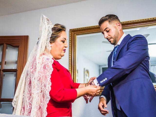 La boda de Pedro y Rocío en Sevilla, Sevilla 15