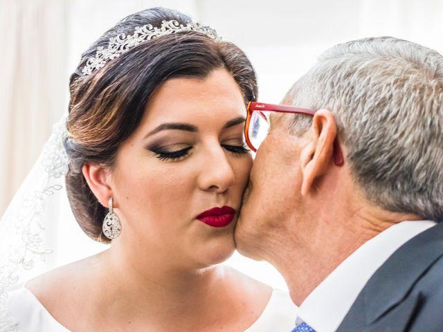 La boda de Pedro y Rocío en Sevilla, Sevilla 44