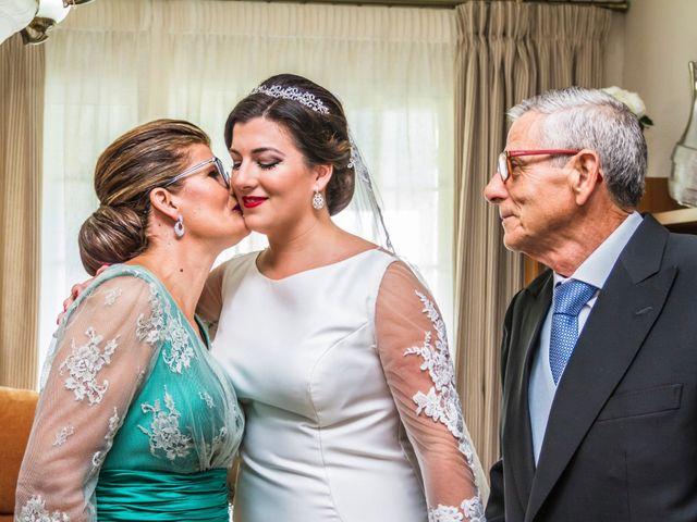 La boda de Pedro y Rocío en Sevilla, Sevilla 45