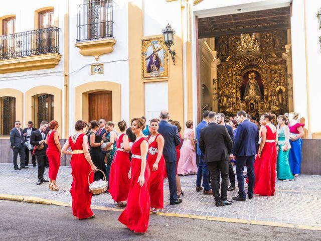 La boda de Pedro y Rocío en Sevilla, Sevilla 48