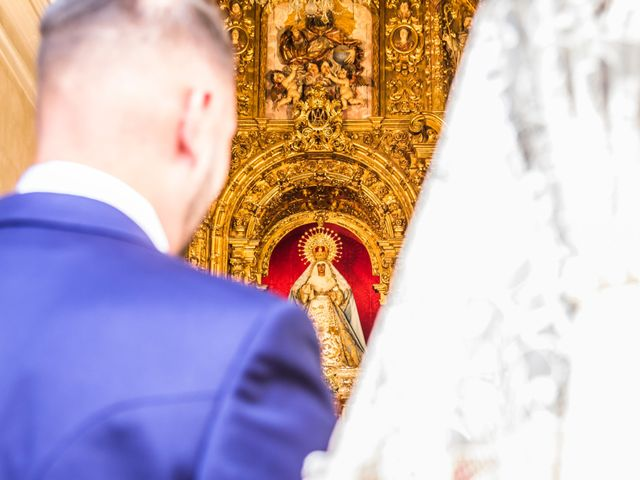 La boda de Pedro y Rocío en Sevilla, Sevilla 49