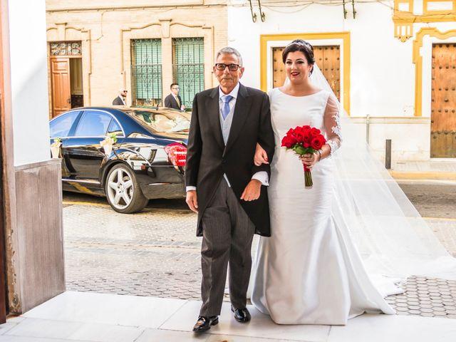 La boda de Pedro y Rocío en Sevilla, Sevilla 52