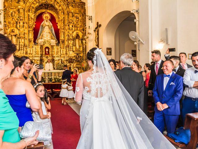 La boda de Pedro y Rocío en Sevilla, Sevilla 53