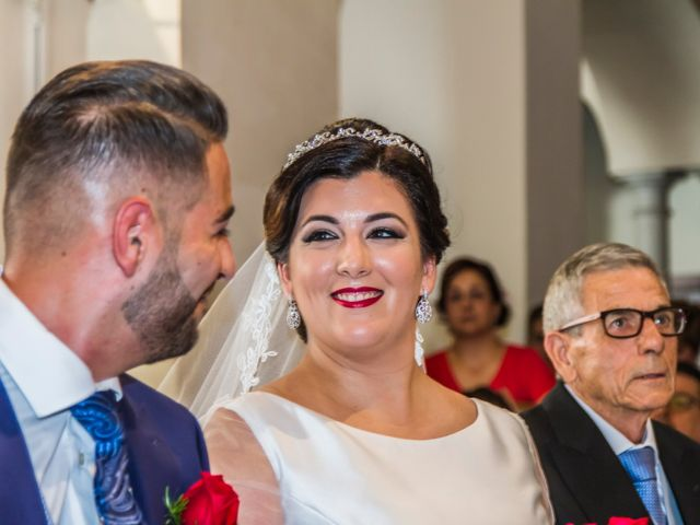 La boda de Pedro y Rocío en Sevilla, Sevilla 55