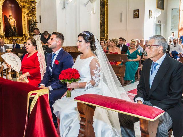 La boda de Pedro y Rocío en Sevilla, Sevilla 56